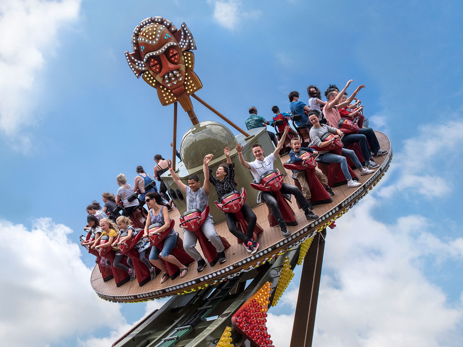 Adventure Theme Park - West Midland Safari & Leisure Park